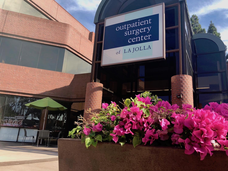 Outpatient Surgery Center of La Jolla building exterior view